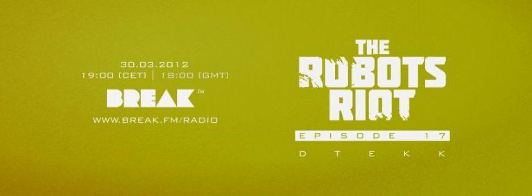 the robots riot,transmission,episode,dtekk,elektropunkz,up to date festival,białystok,electro,electro funk,techno,break.fm,electrofriday,radio,free,streaming,mix,dj set,