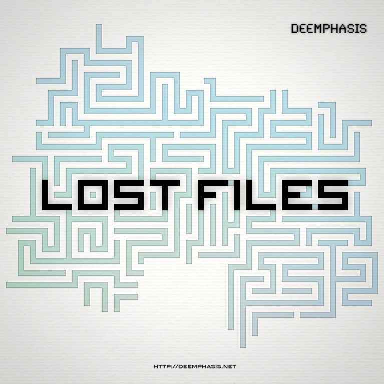 deemphasis,lost files,electro,funk,deep,space,bandcamp,download,free,pobierz,za darmo,mp3,flac