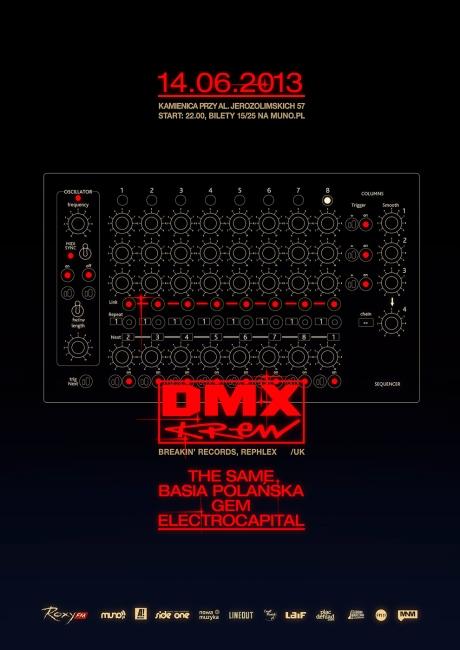 DMX-WEB